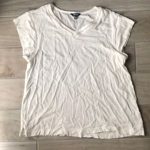 Buffalo David Bitton XL Off White 100% Viscose